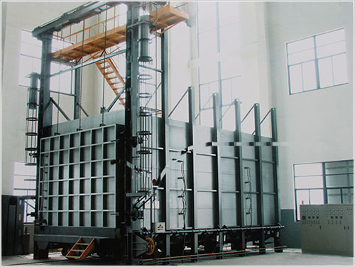 大型台车炉