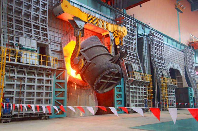 大型炼钢转炉