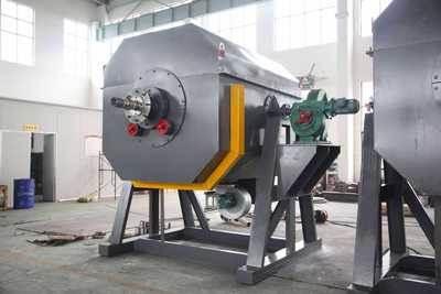 120KW滚筒式电阻炉