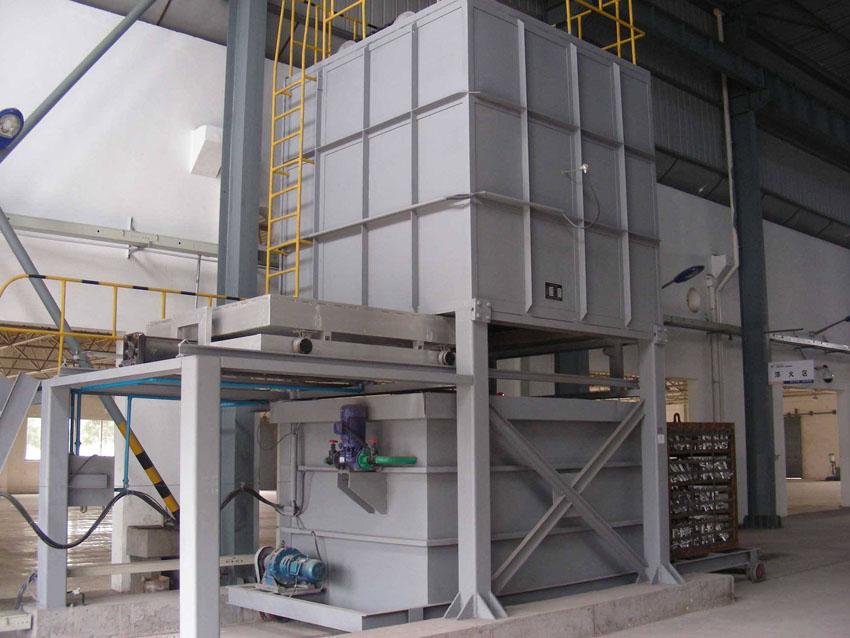 方形铝合金立式淬火炉