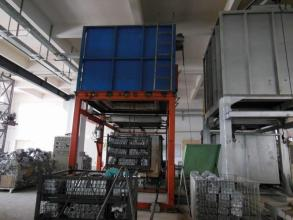 铝合金T6固熔时效生产线