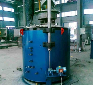 RN系列井式气体氮化炉