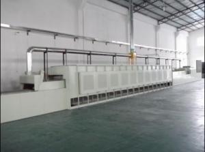温州nb连续式铜铝钎焊炉