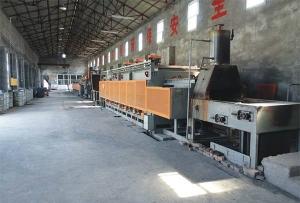 温州RCM网带炉生产线