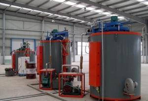 预抽真空井式热处理炉