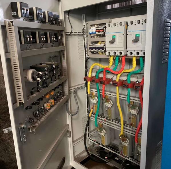 台车式回火炉控制系统